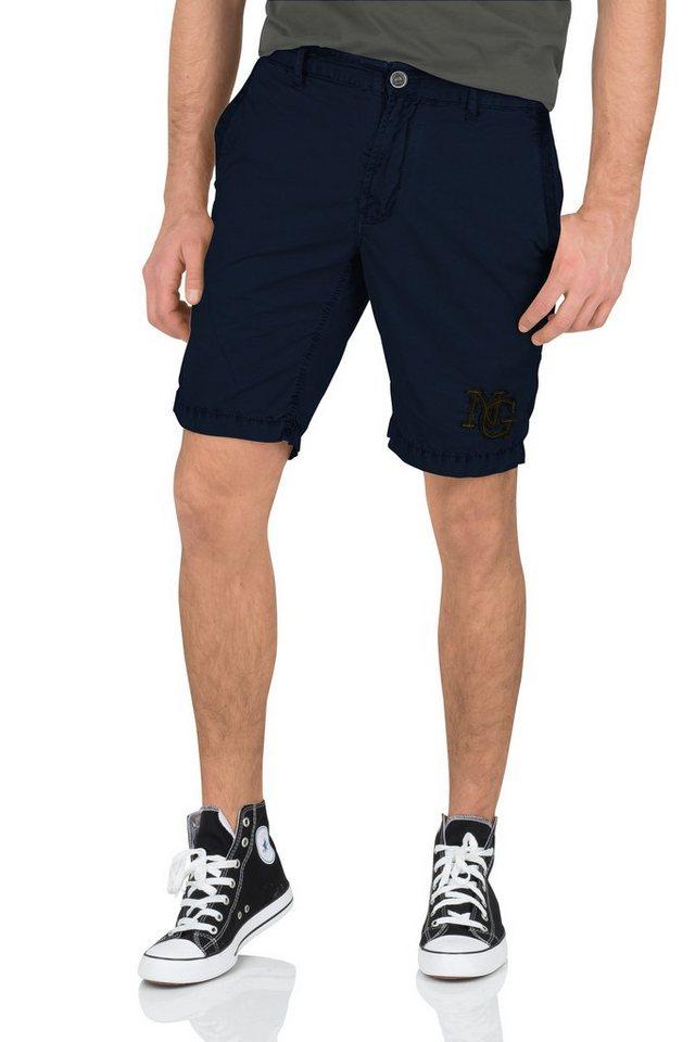 NAGANO Shorts »TAKUMI« in navy