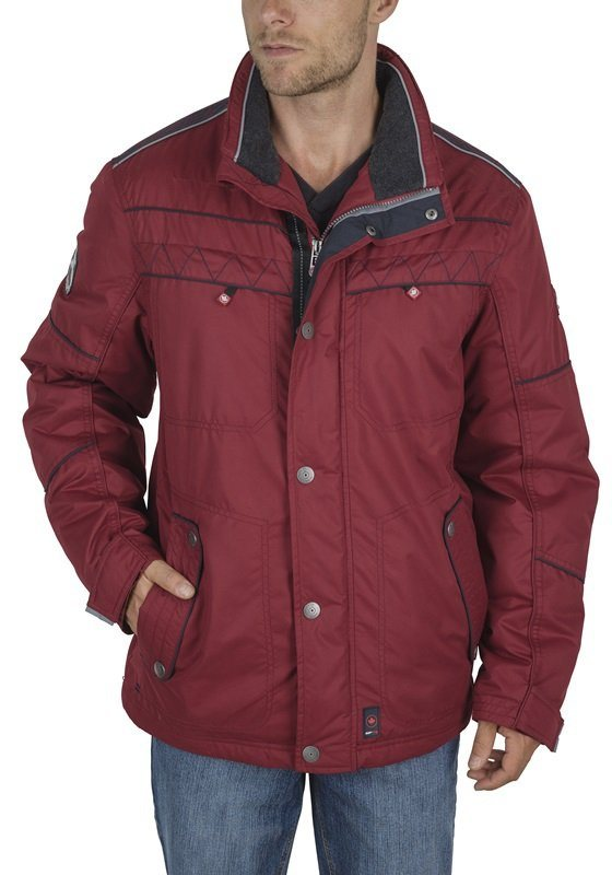Redpoint Between Jacke »Lester« in red