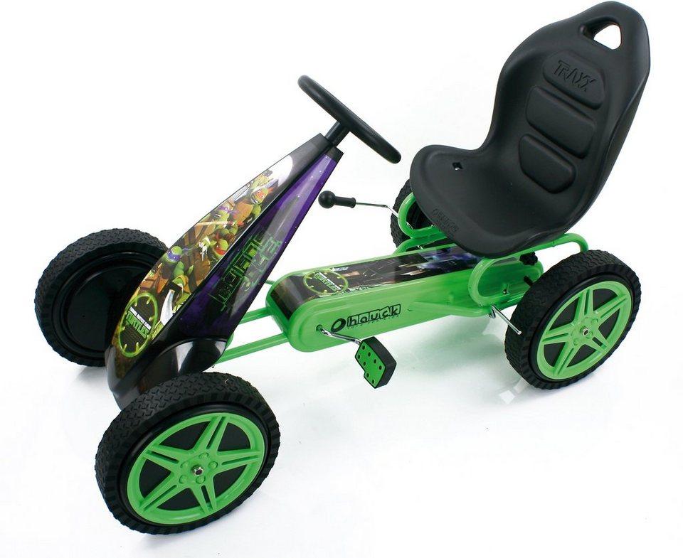 hauck TOYS FOR KIDS Go-Kart, »Ninja Turtles«