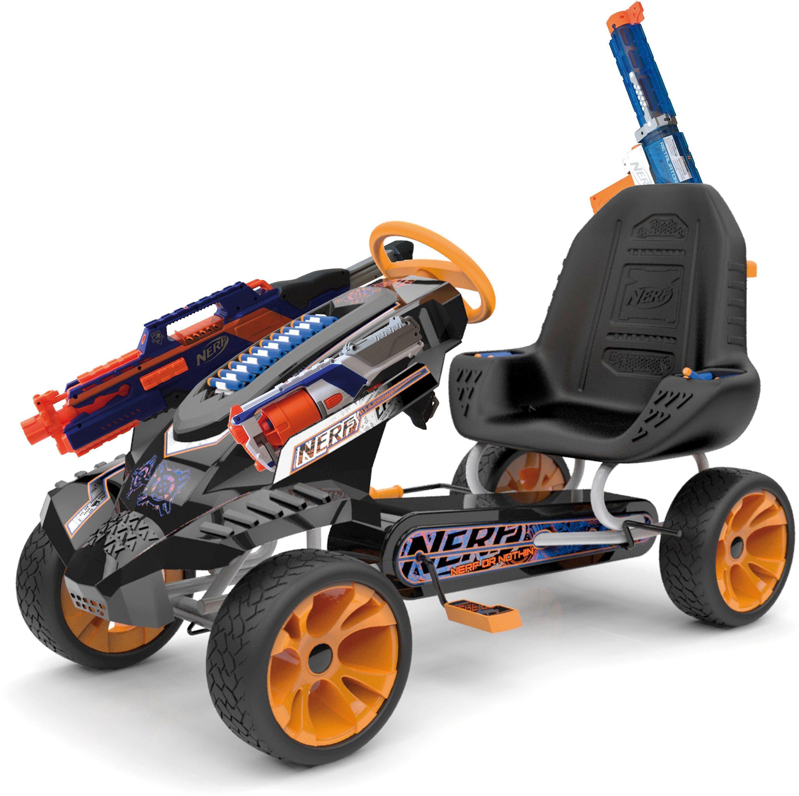 hauck TOYS FOR KIDS Go-Kart, »Nerf Battle Racer«