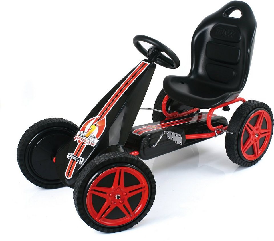hauck TOYS FOR KIDS Go-Kart, »Hurricane, Red«
