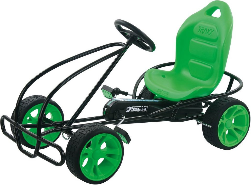 hauck TOYS FOR KIDS Go-Kart, »Blizzard, Green«
