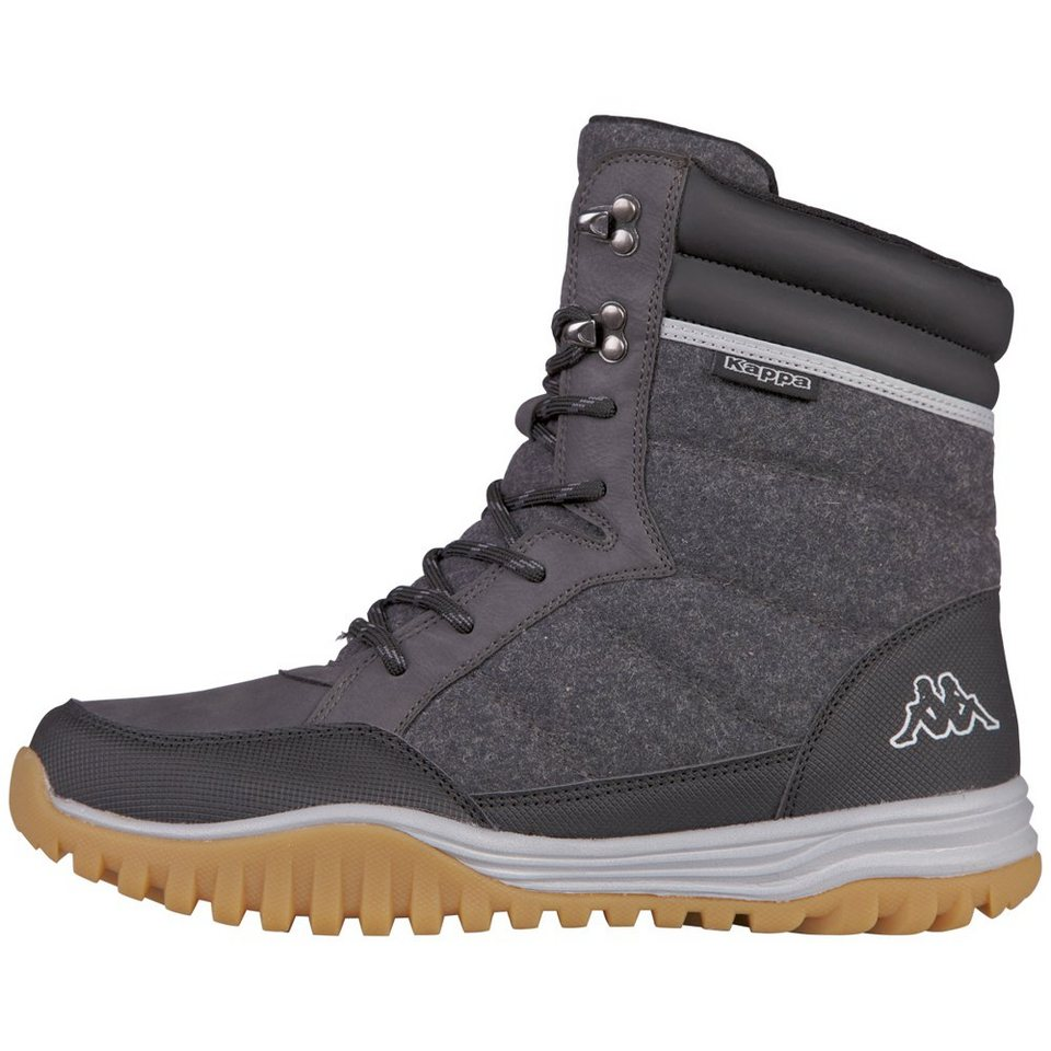 KAPPA Stiefel »ISLAND« in anthra/black