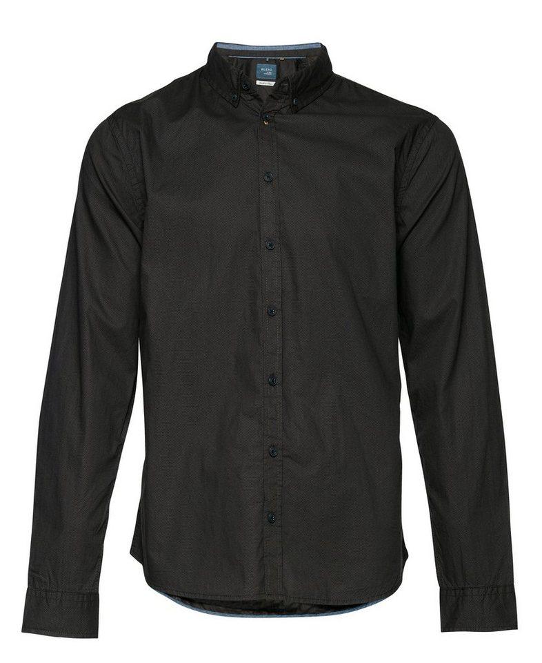 Blend Slim fit, Schmale Form, Hemden in Grau