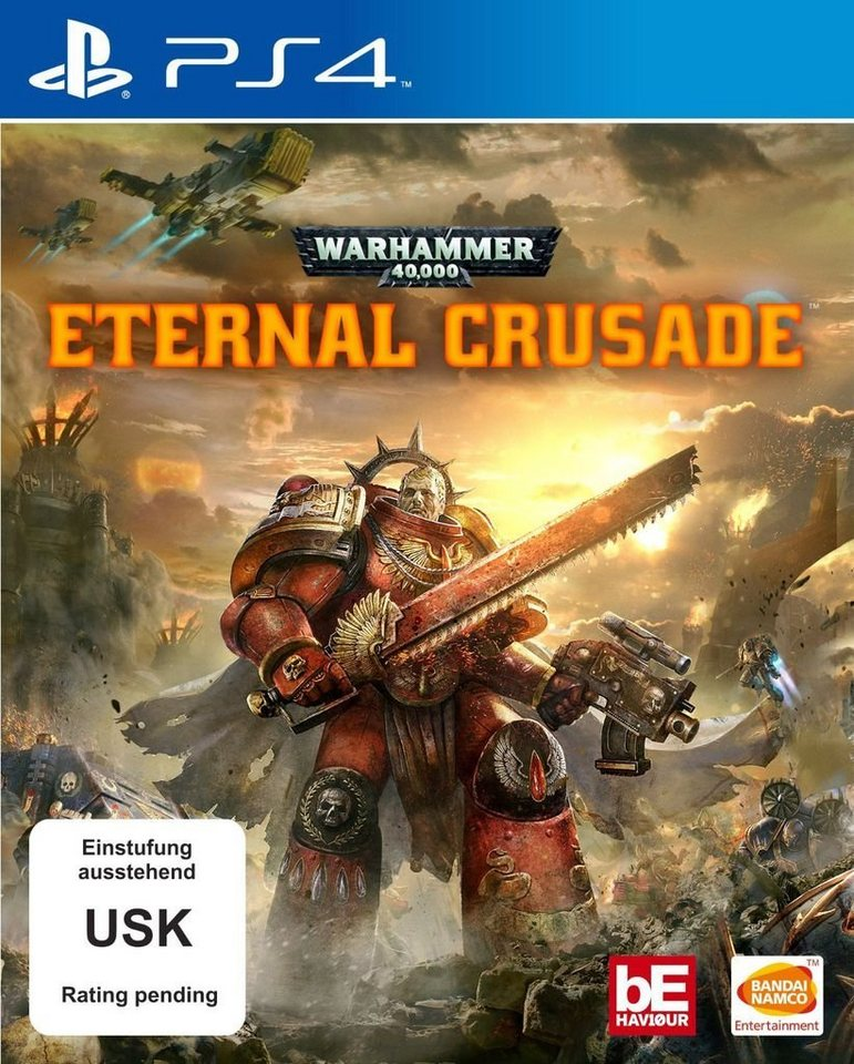 Namco Playstation 4 - Spiel »Warhammer 40.000 - Eternal Crusade«