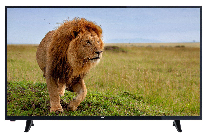JVC LED-Fernseher (48 Zoll, Full HD, Triple-Tuner, SmartTV) »LT-48VN70P«