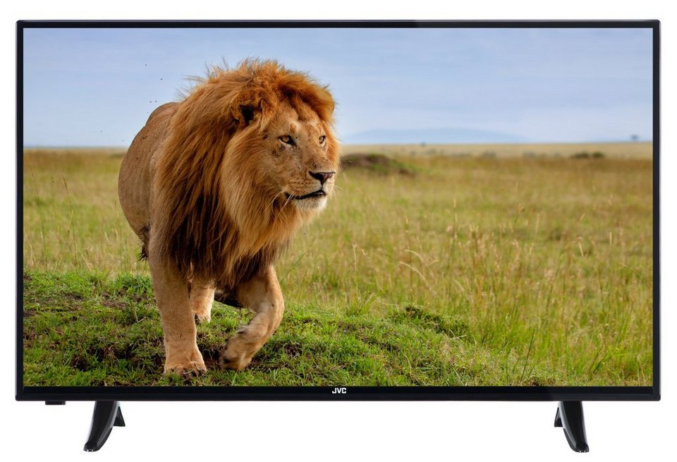 jvc led fernseher 40 zoll full hd triple tuner smarttv lt 40vg764 online kaufen otto. Black Bedroom Furniture Sets. Home Design Ideas