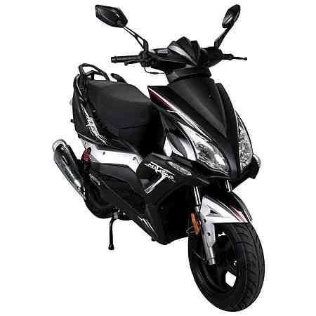 Motorroller »Matador«, 125 ccm, 85 km/h