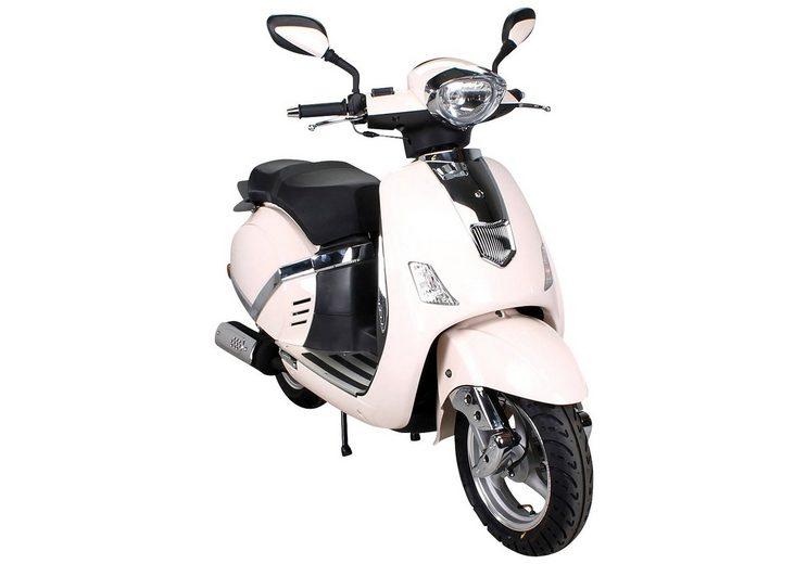 Motorroller »F8 Retro«, 50 ccm, 45 km/h