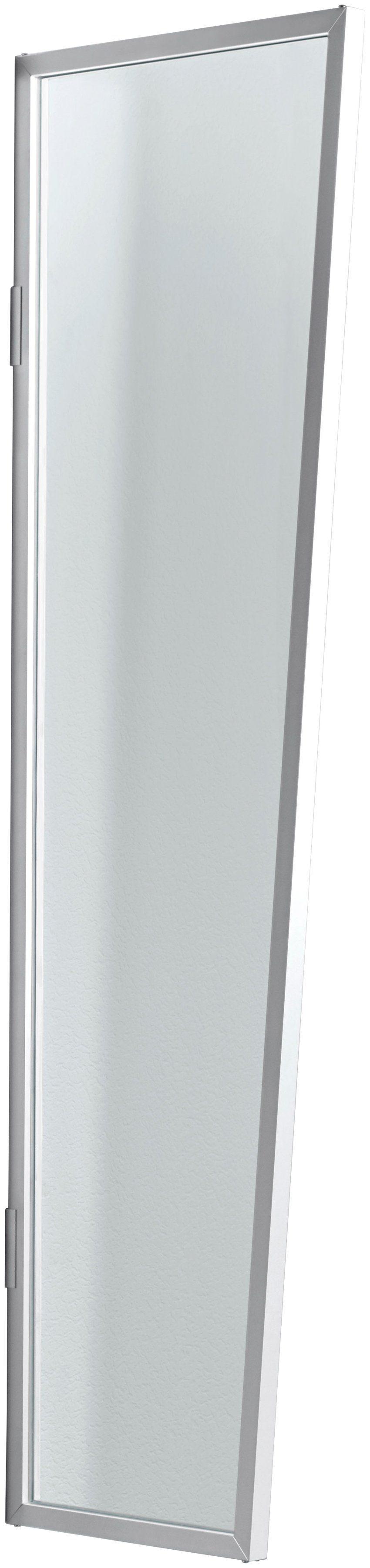 Seitenblende »B1 Acryl«, BxH: 60x200 cm, weiß/transparent