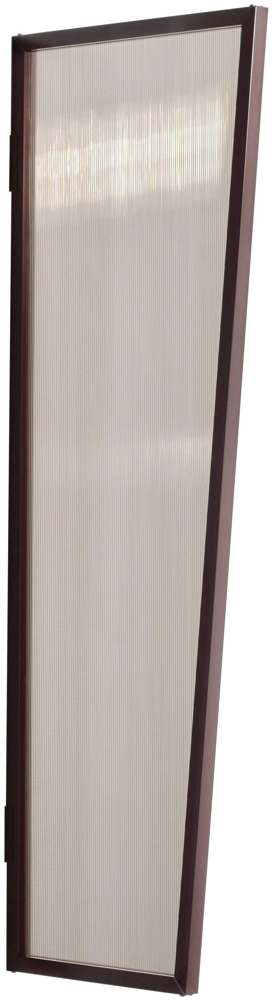 Gutta Seitenblende »B2 PC bronce«, BxH: 60x175 cm, braun