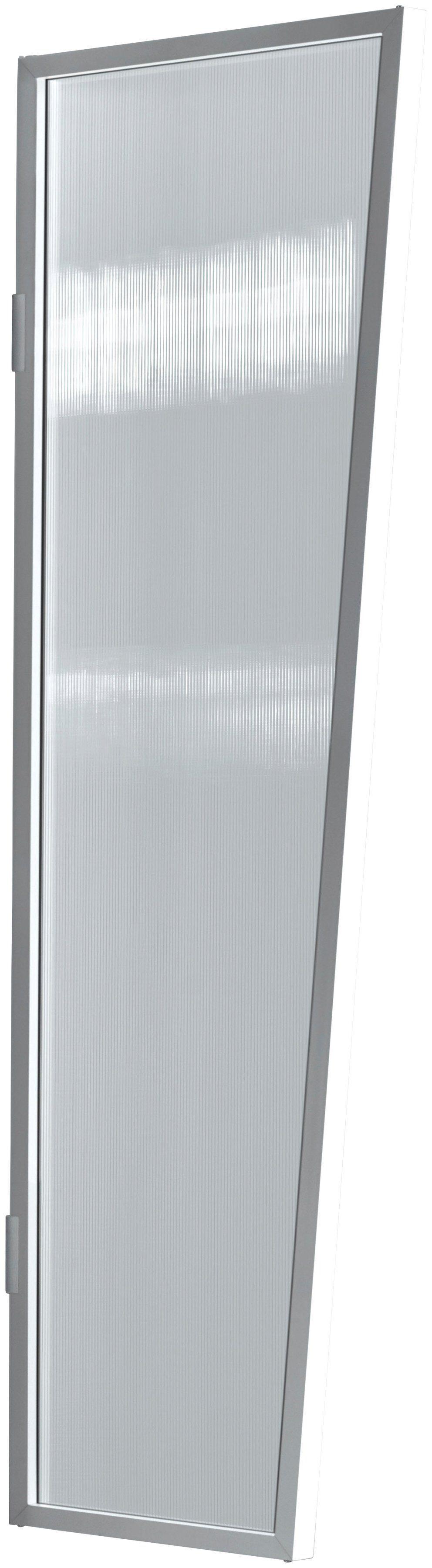 Gutta Seitenblende »B2 PC klar«, BxH: 60x175 cm, weiß/transparent