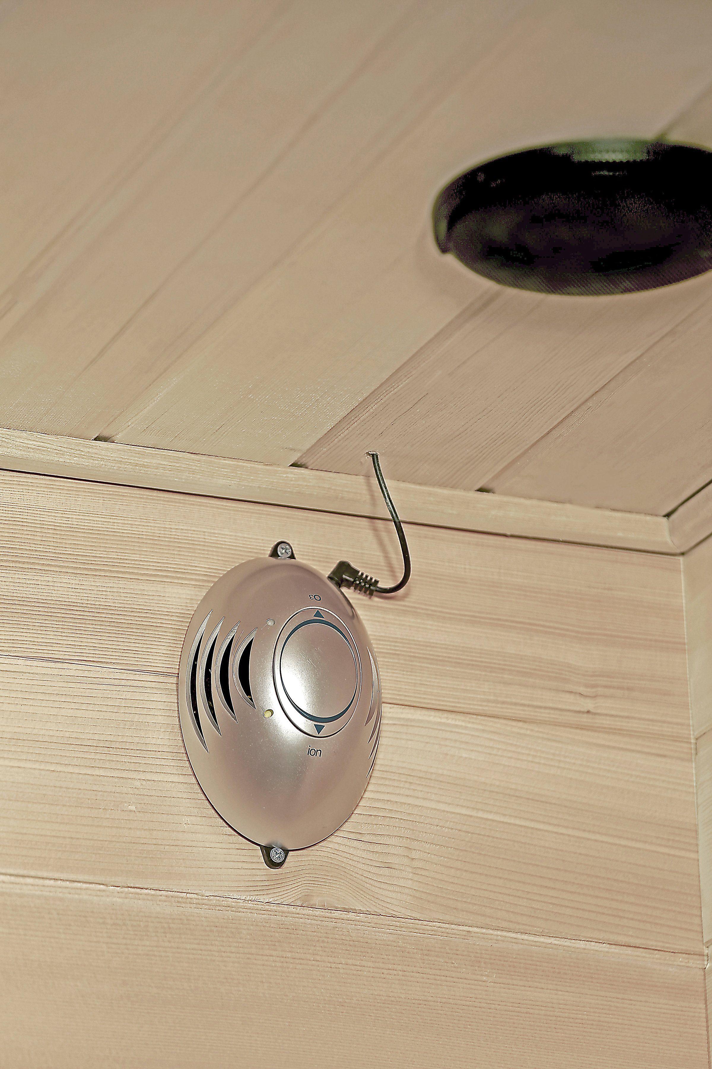 Home Deluxe Infrarotkabine »Redsun S«, 90/90/190 cm, 40 mm, für bis zu 1 Personen