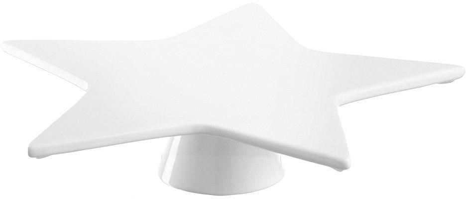 LEONARDO Teller, Keramik in weiß