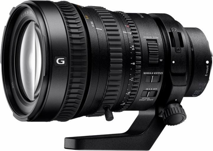 Sony SELP28135G Standardzoom Objektiv in schwarz
