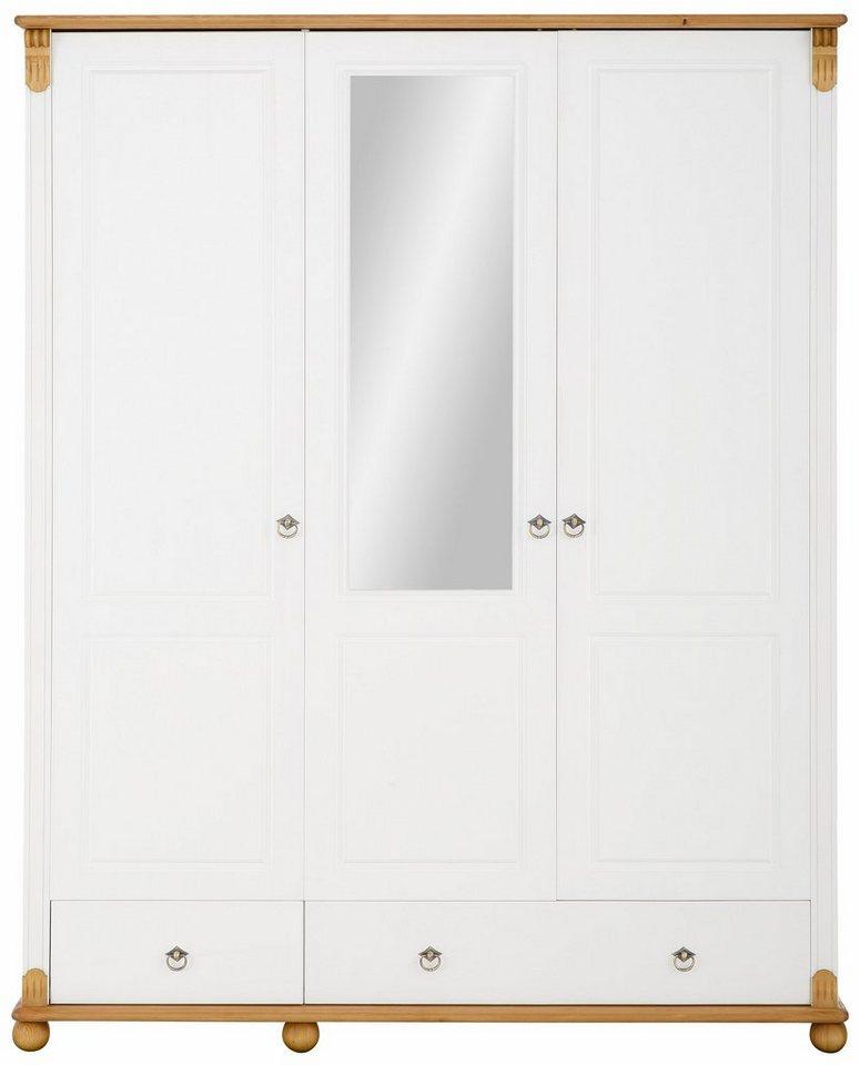 home affaire kleiderschrank ascona online kaufen otto. Black Bedroom Furniture Sets. Home Design Ideas