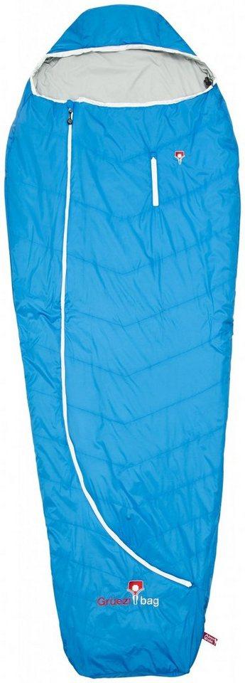 Grüezi-Bag Schlafsack »Biopod Plus Schlafsack« in blau