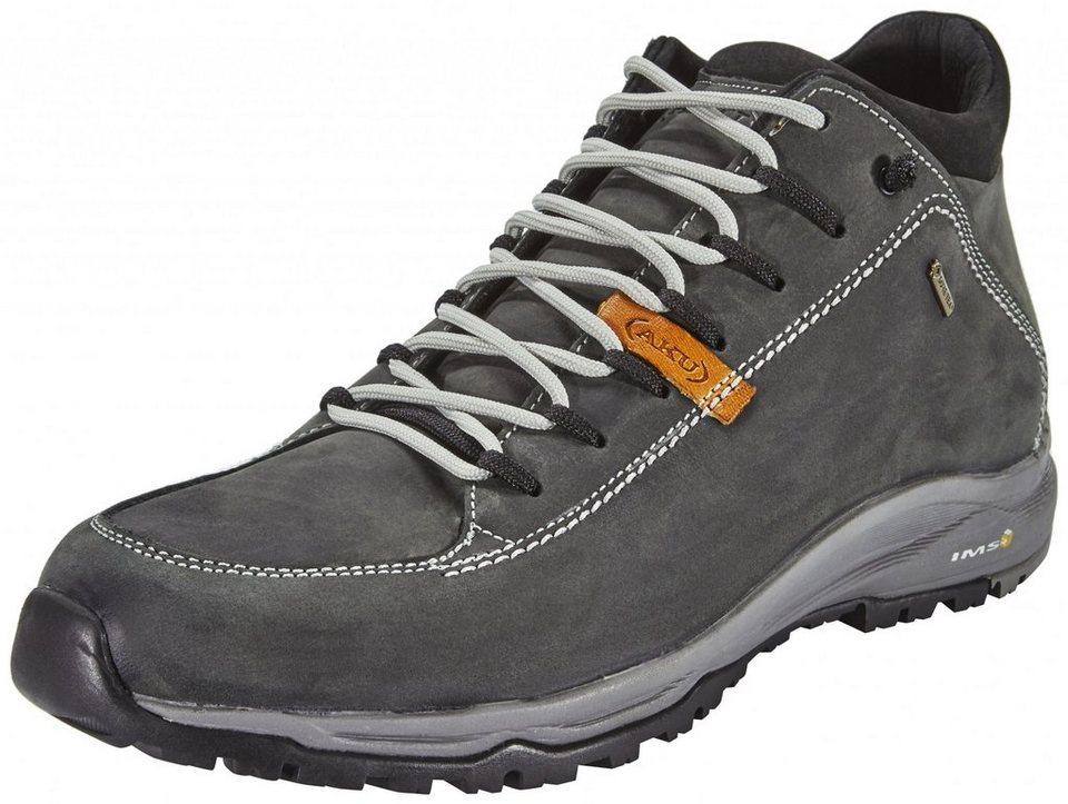 AKU Freizeitschuh »Nemes FG Mid GTX Shoes Unisex« in grau