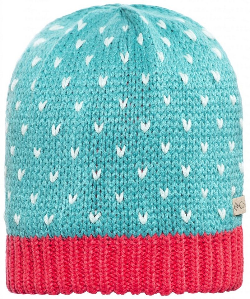 Columbia Mütze »Youth Powder Princess Hat« in türkis