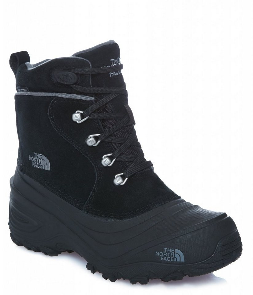 The North Face Kletterschuh »Chilkat Lace II Shoes Youth« in schwarz