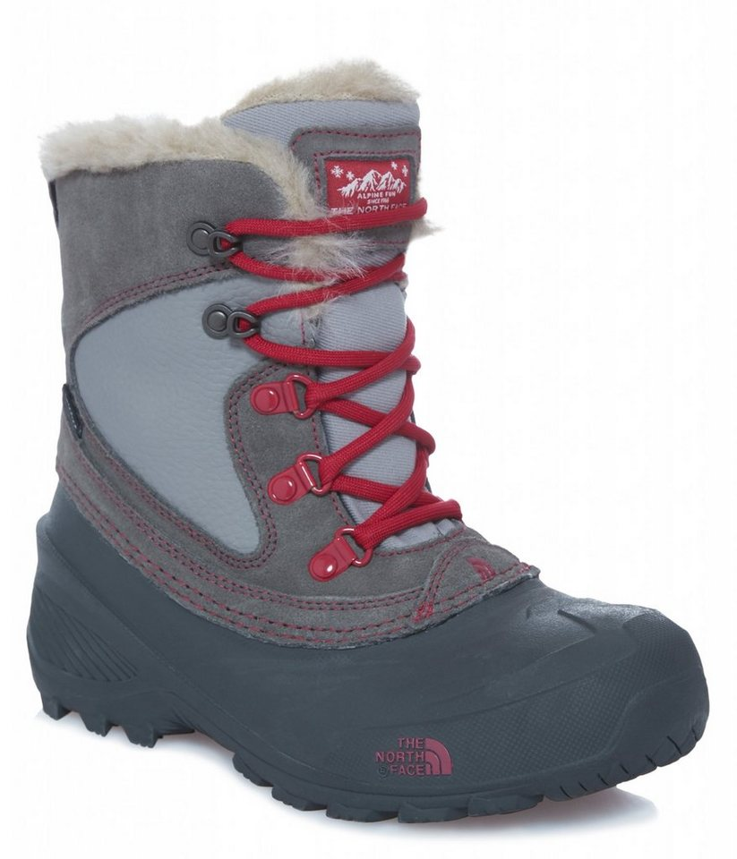 The North Face Stiefel »Shellista Extreme Shoes Youth« in grau