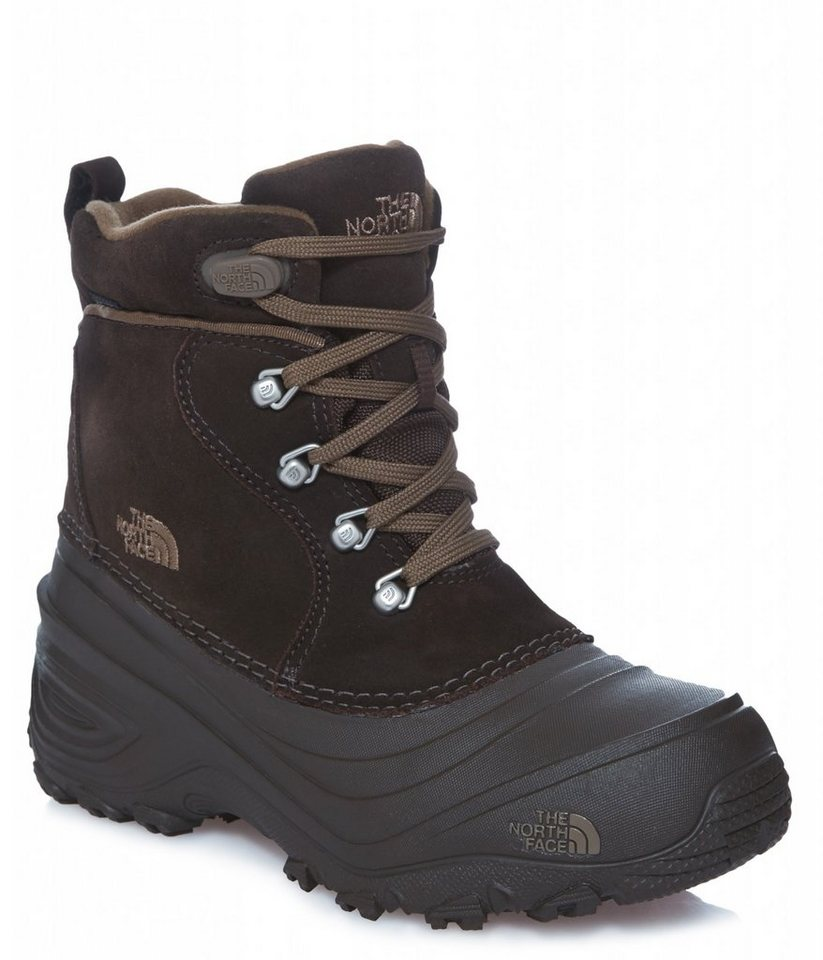 The North Face Kletterschuh »Chilkat Lace II Shoes Youth« in braun