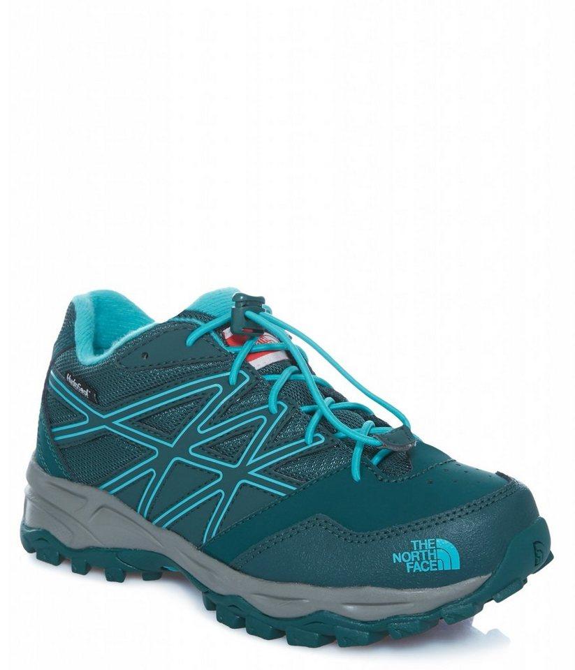 The North Face Kletterschuh »Hedgehog Hiker WP Shoes Junior« in grün