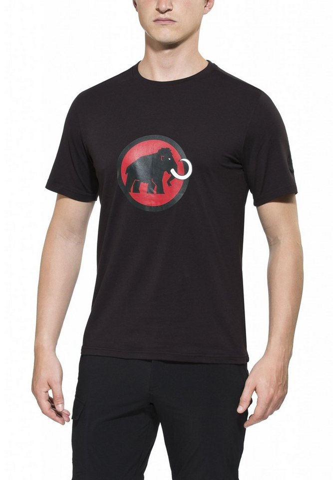 Mammut T-Shirt »Logo T-Shirt Men« in schwarz
