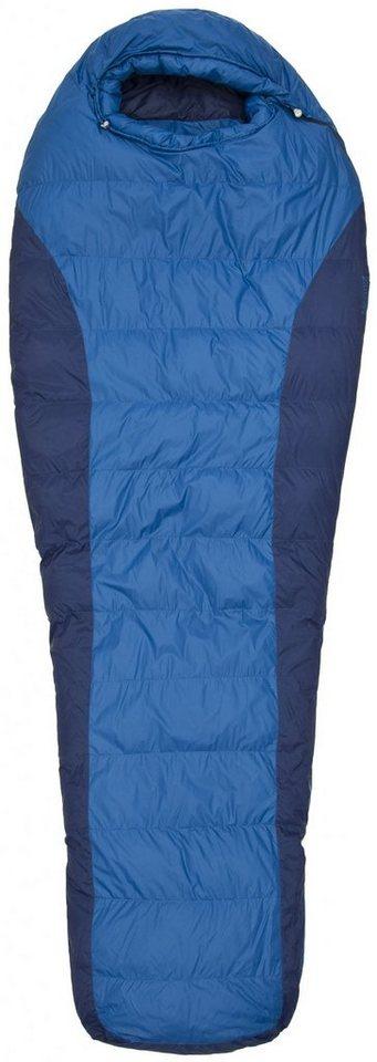 Marmot Schlafsack »Palisade Sleeping Bag Long« in blau