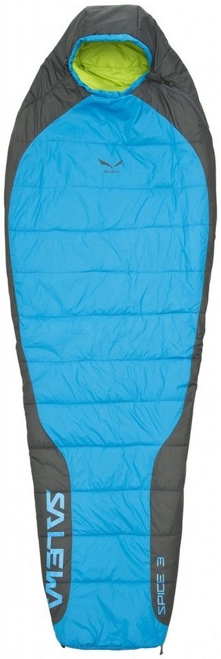 Salewa Schlafsack »Spice +3 Sleeping Bag« in blau