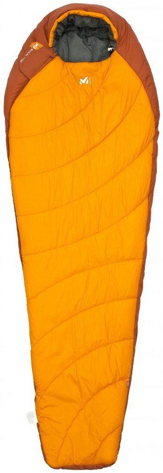 Millet Schlafsack »Baikal 1100 Long Sleeping Bag« in orange
