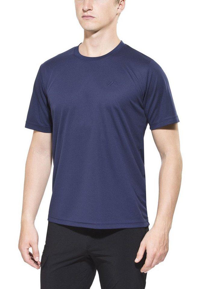 Maier Sports T-Shirt »Walter T-Shirt Herren« in petrol