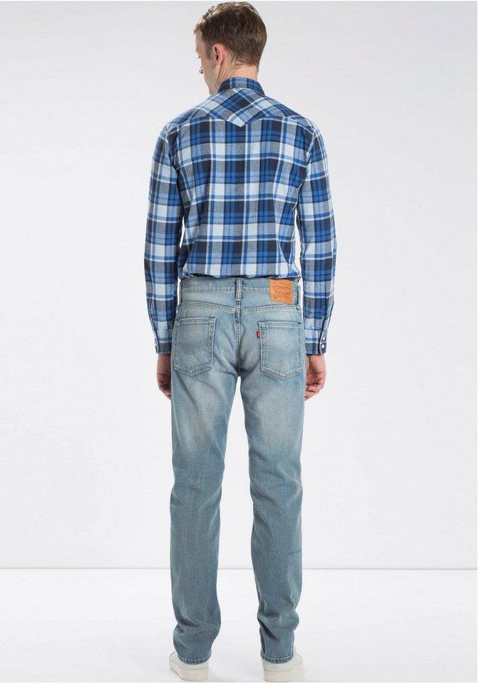 Levi's® Stretch-Jeans »511™« in Salt Point Ridge
