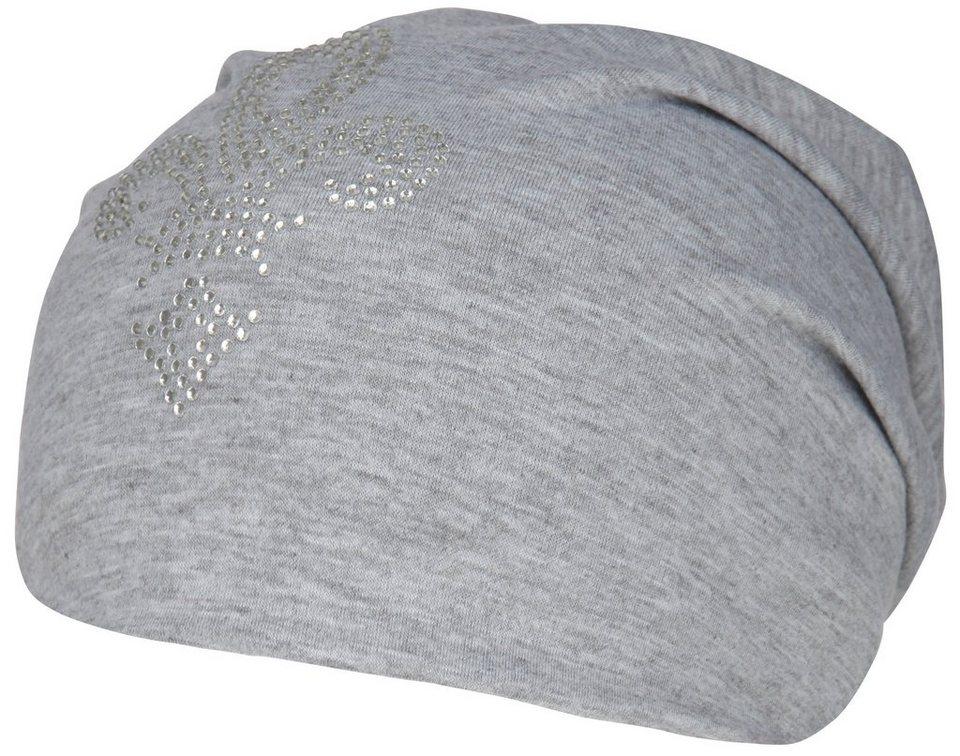 MO Mütze in grau melange