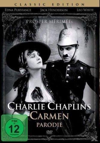 DVD »Charlie Chaplins Carmen Parodie«