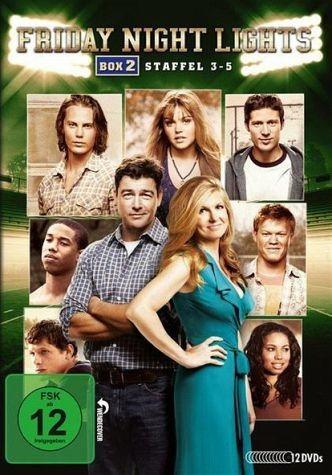 DVD »Friday Night Lights - Staffel 3 - 5 (12 Discs)«