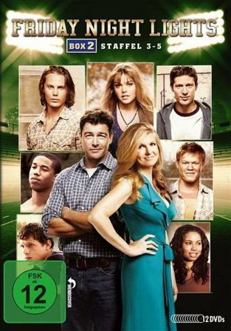 DVD »Friday Night Lights - Staffel 3 - 5 (12 Discs)«