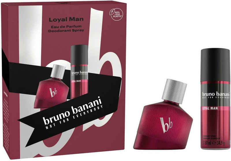 Bruno Banani Duft-Set »bruno banani Loyal Man«, 2-tlg.