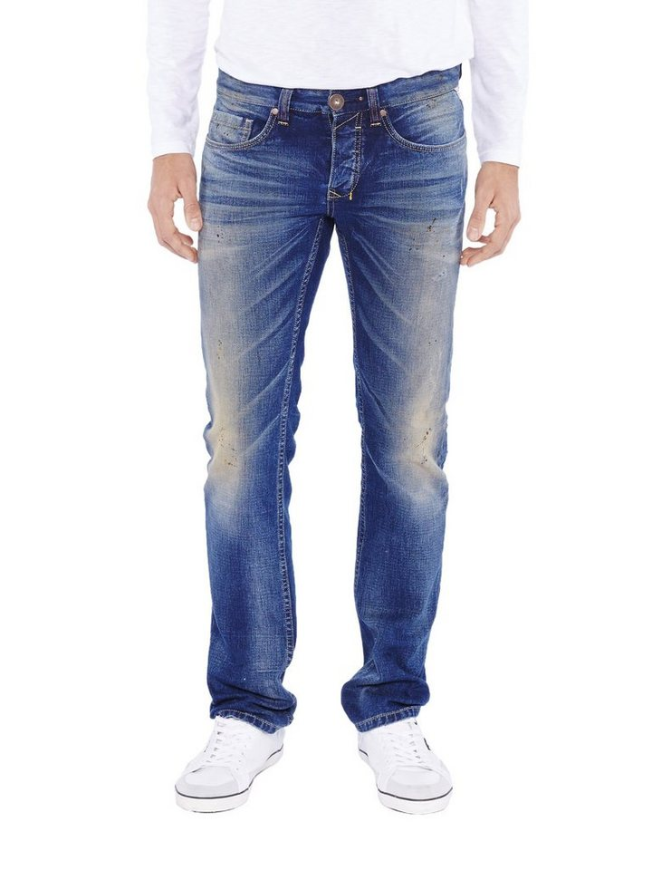 COLORADO DENIM Jeans »C938 TAPERED Herren Jeans« in dirty sky