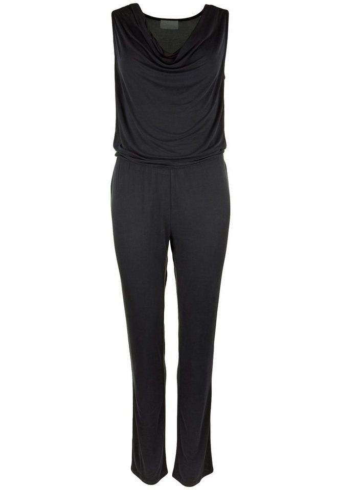 Blaumax Overall »PATTY« in black