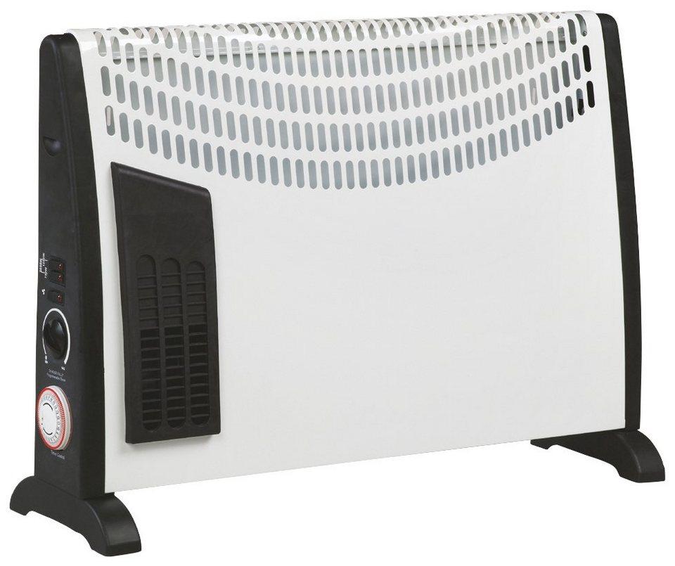 Konvektor »AY 496« in weiß