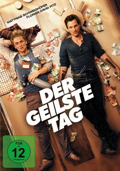 DVD »Der geilste Tag«