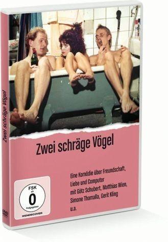 DVD »Zwei schräge Vögel«