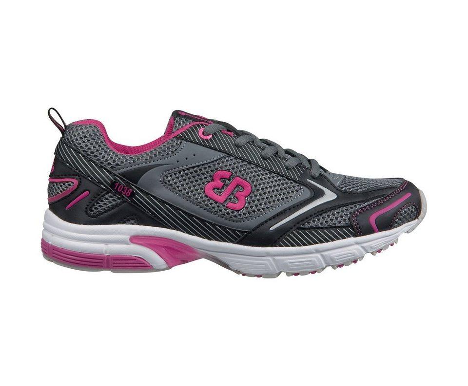 Brütting Joggingschuh »Fusion« in grau/schwarz/pink
