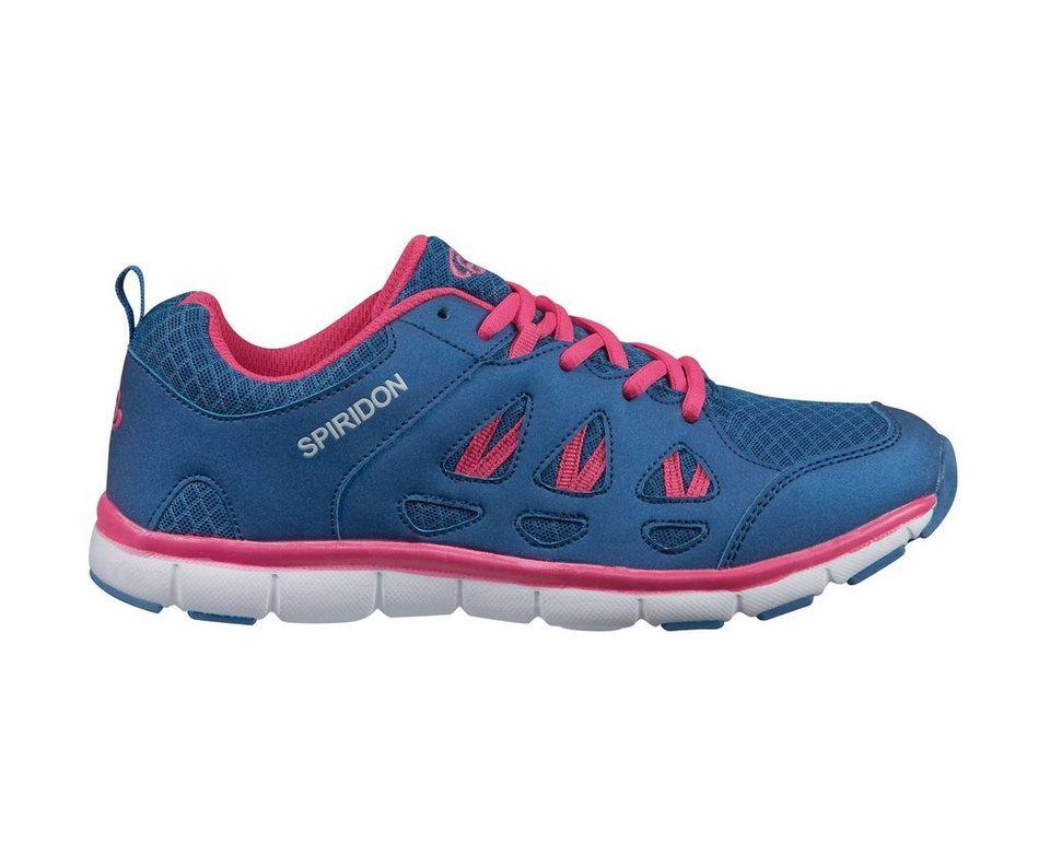 Brütting Mädchen Sneaker zum Schnüren »Spiridon fit« in lila/pink