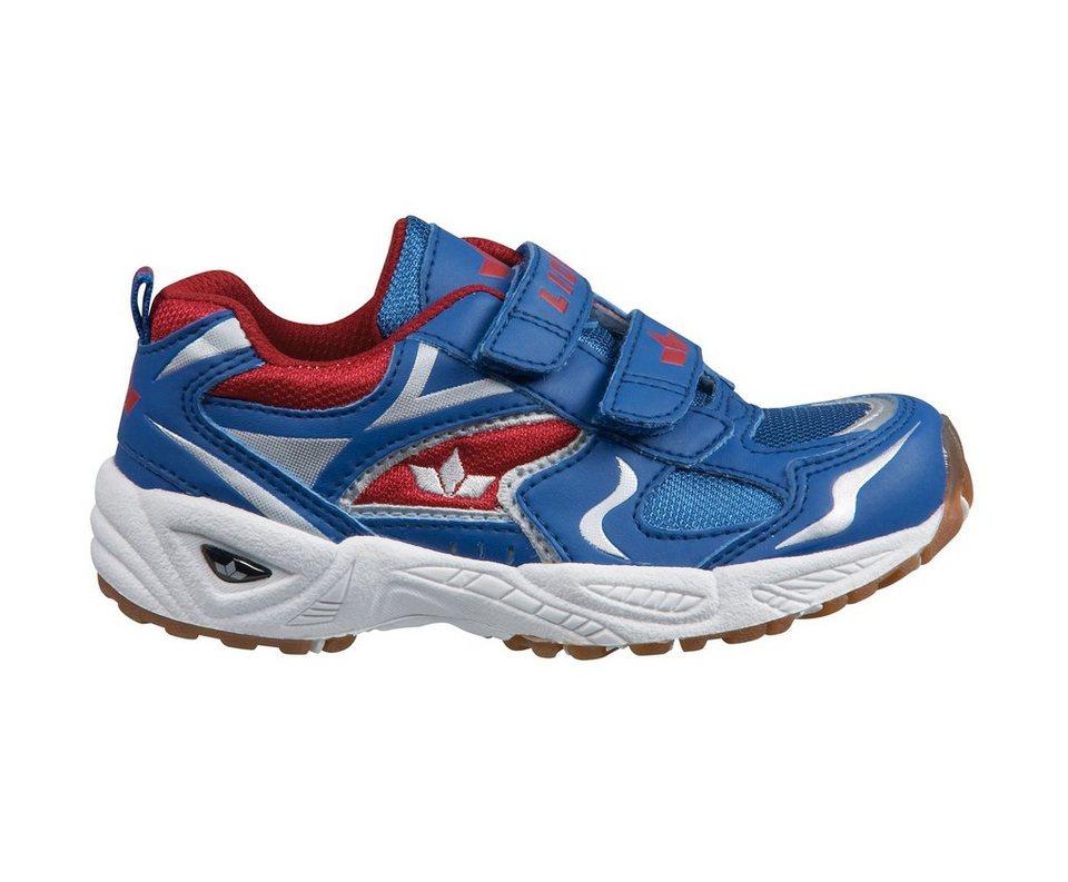 LICO Sportschuh »Bob V« in blau/rot