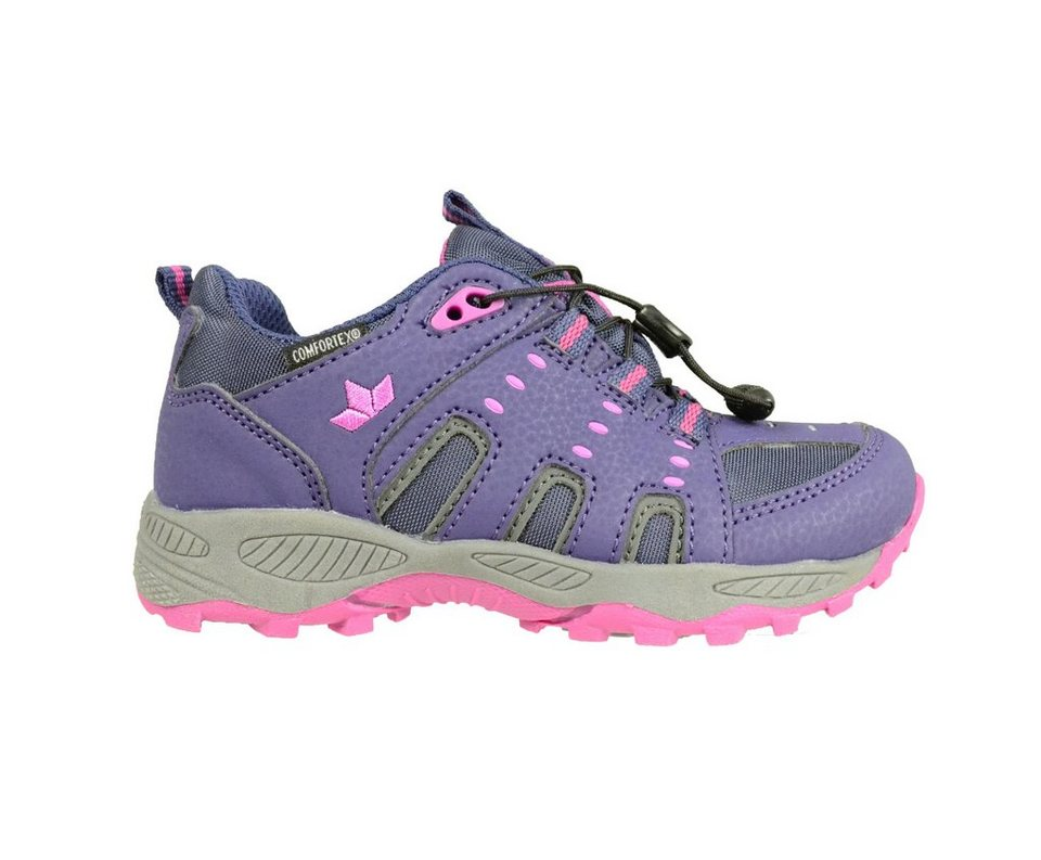 LICO Outdoorschuh »Apachi« in lila/pink