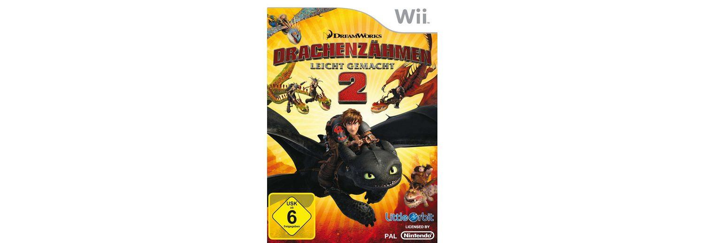 BANDAI NAMCO Software Pyramide - Nintendo Wii Spiel »Drachenzähmen leicht gemacht 2«