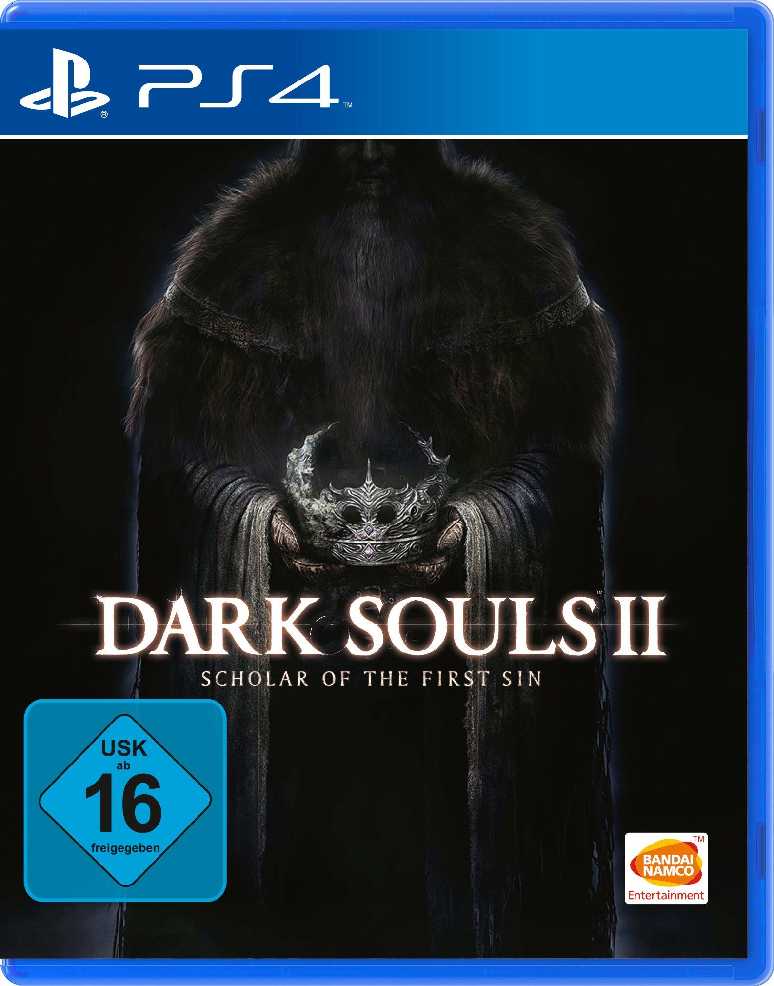 BANDAI NAMCO Software Pyramide - Playstation 4 Spiel »Dark Souls II - Scholar of the First Sin«