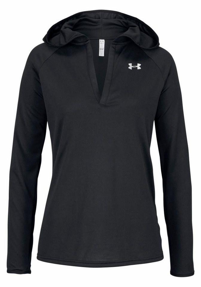 Under Armour® Funktionsshirt in schwarz